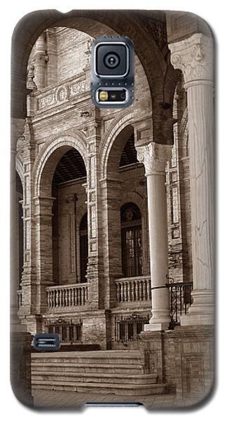Columns And Arches Galaxy S5 Case