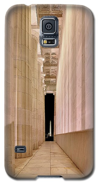 Columns And Monuments Galaxy S5 Case
