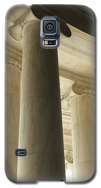 Columns Stand Guard Galaxy S5 Case