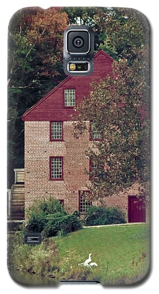 Colvin Run Mill Galaxy S5 Case by Greg Reed