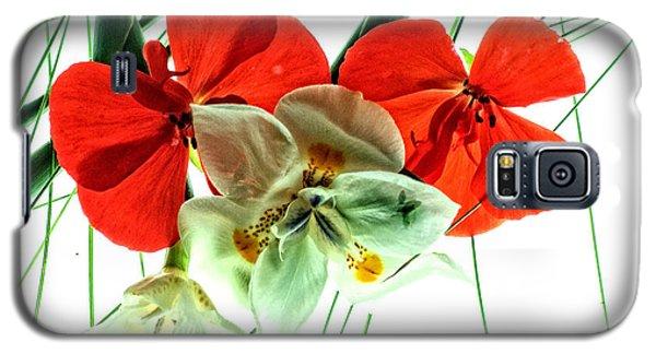 Combo Bouquet Galaxy S5 Case