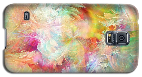 Galaxy S5 Case featuring the digital art Come Away by Margie Chapman