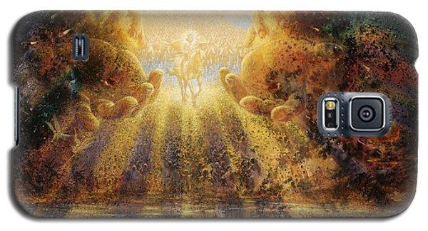 Come Lord Come Galaxy S5 Case