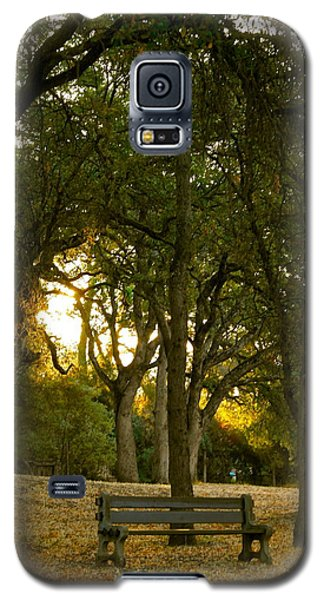 Come Sit Awhile Galaxy S5 Case