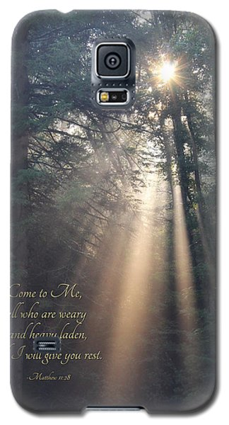 Come To Me Galaxy S5 Case by Lori Deiter
