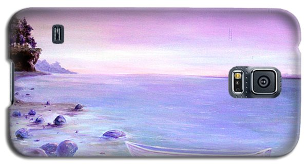 Coming Ashore Galaxy S5 Case