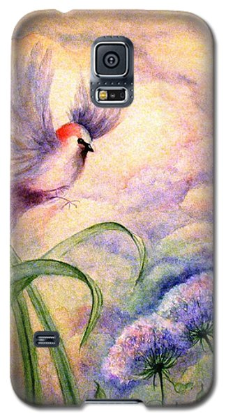 Coming To Rest Galaxy S5 Case by Hazel Holland