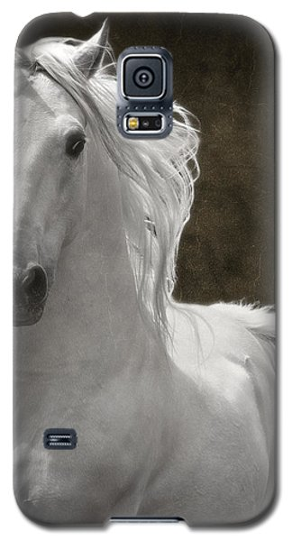 Galaxy S5 Case featuring the photograph Coming Your Way by Wes and Dotty Weber