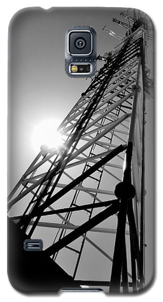 Comm Tower Galaxy S5 Case by Amar Sheow