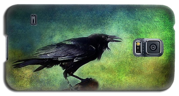 Common Raven Galaxy S5 Case