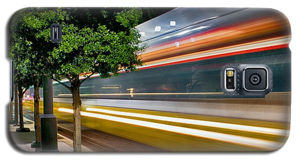 Dallas Commuter Train 052214 Galaxy S5 Case