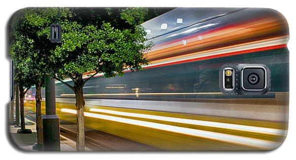 Dallas Commuter Train 052214 Galaxy S5 Case
