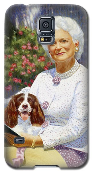 Companions In The Garden Galaxy S5 Case