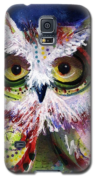 Complimentary Owl Galaxy S5 Case