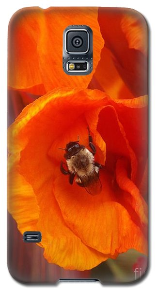 Complimenting One Another Galaxy S5 Case by Sara  Raber
