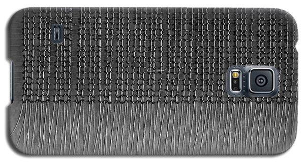 Computer Memory Galaxy S5 Case by Rona Black