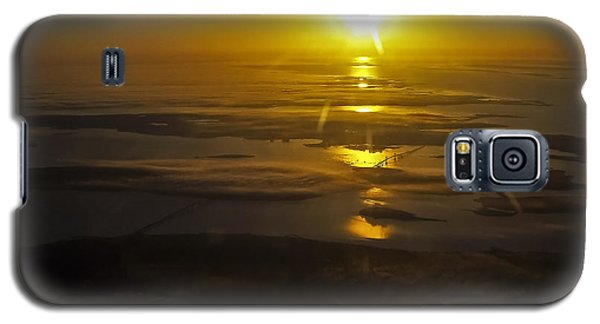 Conanicut Island And Narragansett Bay Sunrise II Galaxy S5 Case