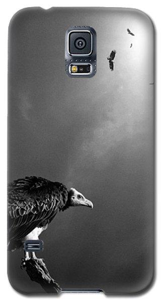 Conceptual - Vultures Awaiting Galaxy S5 Case