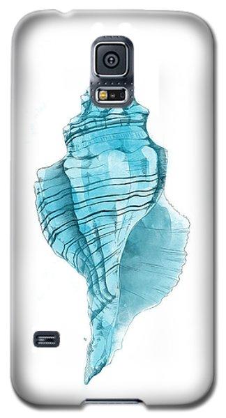 Beach Galaxy S5 Case - Conch by Randoms Print