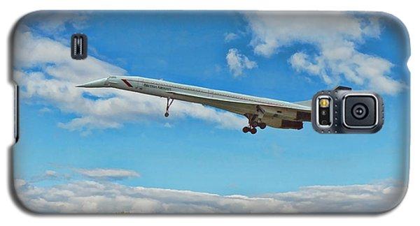Concorde On Finals Galaxy S5 Case
