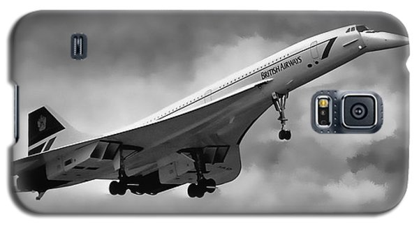 Concorde Supersonic Transport S S T Galaxy S5 Case