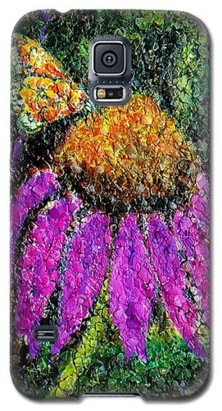Coneflowers Rule Galaxy S5 Case by Susan DeLain