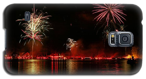 Conesus Ring Of Fire Galaxy S5 Case by Richard Engelbrecht