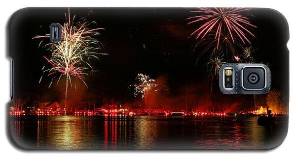 Conesus Ring Of Fire Galaxy S5 Case