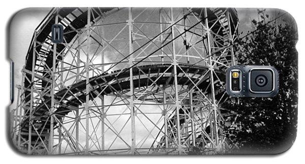 Coney Island Roller Coaster Galaxy S5 Case