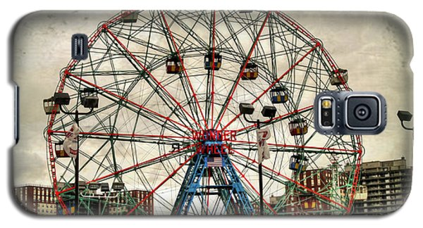 Coney Island Wonder Wheel  Galaxy S5 Case
