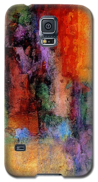 Galaxy S5 Case featuring the mixed media Confection by Jim Whalen