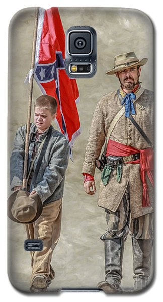 Confederate Sons Galaxy S5 Case by Randy Steele