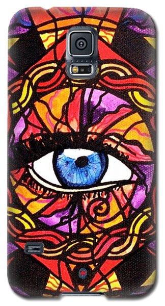 Confident Self Expression Galaxy S5 Case