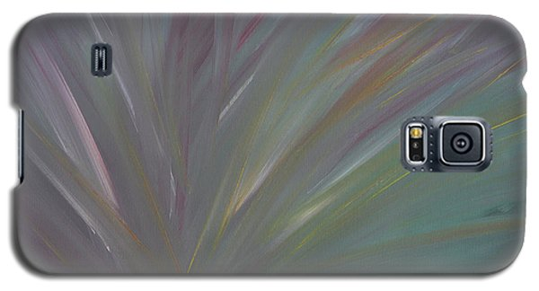 Galaxy S5 Case featuring the painting Confused by Jennifer Muller
