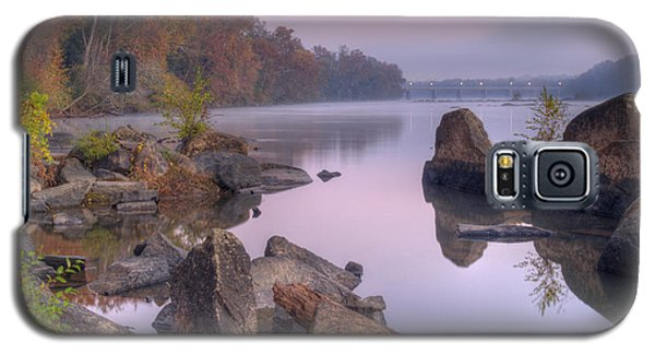 Congaree River At Dawn-1 Galaxy S5 Case