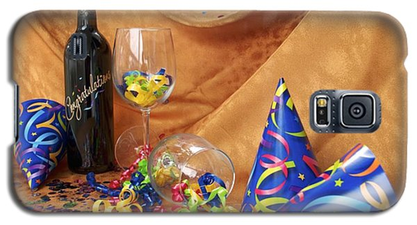 Galaxy S5 Case featuring the photograph Congratulations by Sandy Molinaro