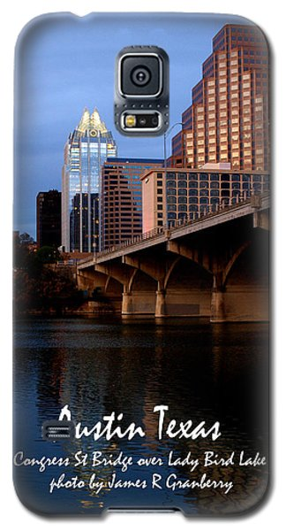 Congress St Bridge Galaxy S5 Case