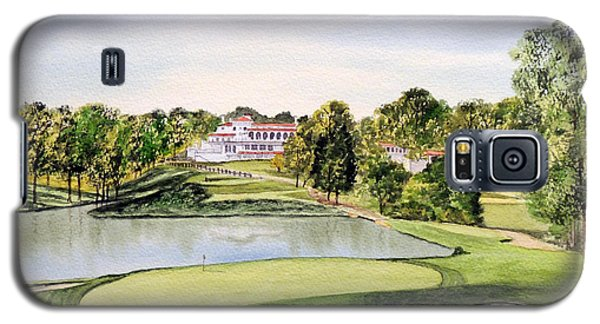 Congressional Golf Course 10th Hole Galaxy S5 Case