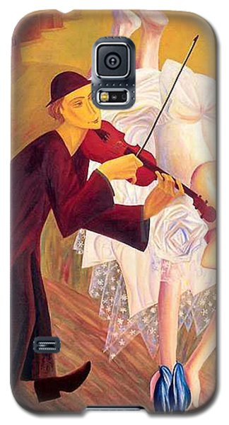 Conjured Melodies Galaxy S5 Case