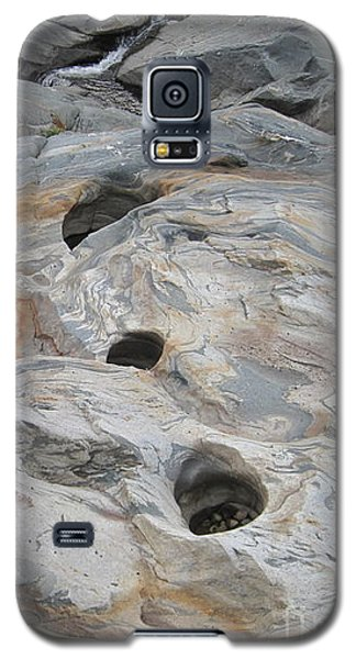 Connecticut River Bed Galaxy S5 Case