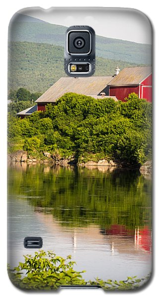 Connecticut River Farm Galaxy S5 Case