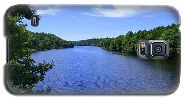 Galaxy S5 Case featuring the photograph Connecticut River Summer by Lois Lepisto