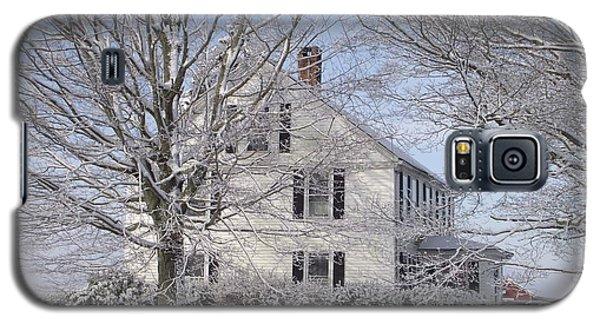 Connecticut Winter Galaxy S5 Case