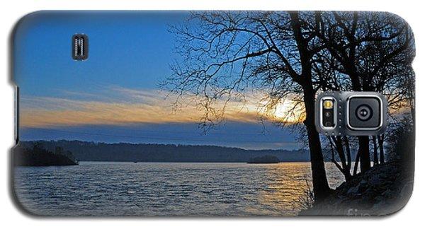 Conowingo Sunrise Galaxy S5 Case