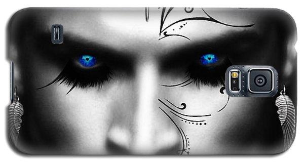 Conquistador Balck Galaxy S5 Case