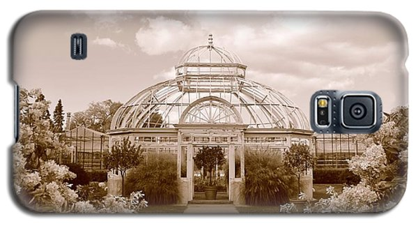 Conservatory- Sepia Galaxy S5 Case