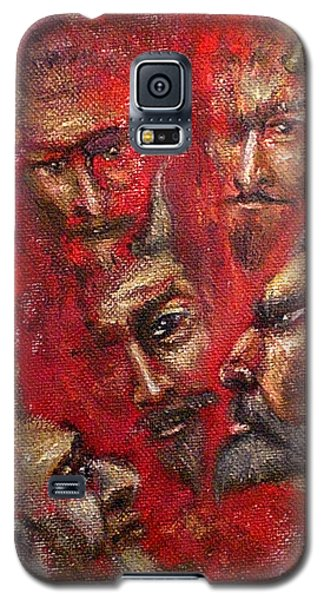 Conspiracy Galaxy S5 Case by Arturas Slapsys