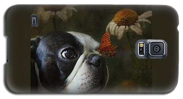 Galaxy S5 Case featuring the photograph Constant Companion by Kathleen Holley