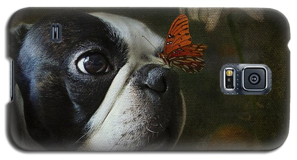 Constant Companion Galaxy S5 Case by Kathleen Holley