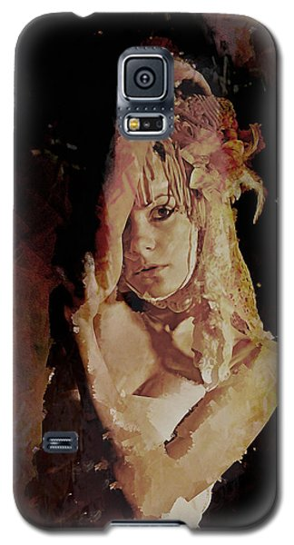 Constant Portrait Galaxy S5 Case